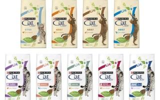 Бренд Кэт Чау для кошек ассортимент и особенности